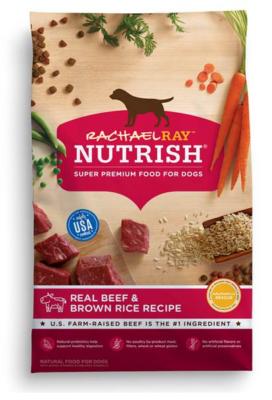 Rachael Ray Nutrish Real Beef & Brown Rice Recipe Dry Dog Food